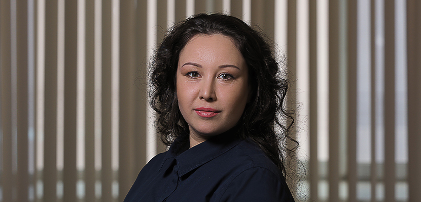 Екатерина Глебова